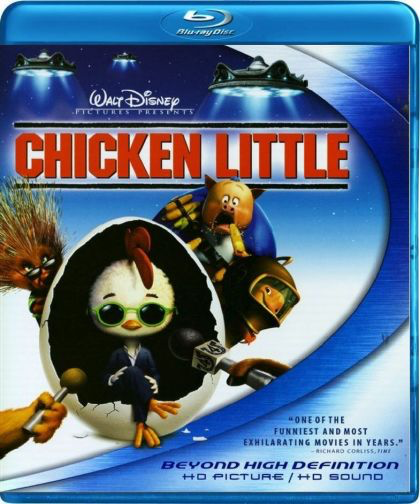 Chicken Little - Blu-Ray