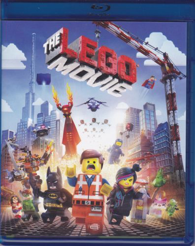 Lego Movie - Blu-Ray