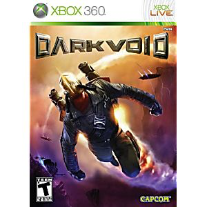 Dark Void - Xbox 360 - in Case