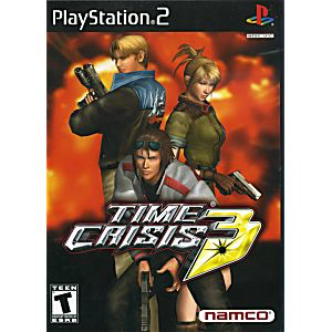 Time Crisis 3 - Playstation 2 - Complete