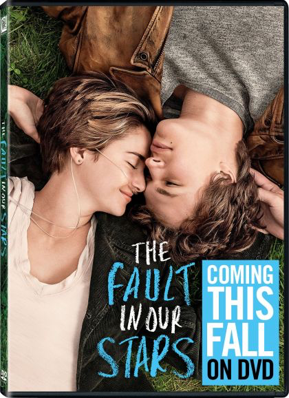 Fault in Our Stars - Blu-Ray