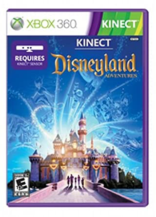 Kinect Disneyland Adventures - Xbox 360 - in Case
