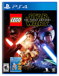 Lego Star Wars - The Force Awakens - Playstation 4 - Complete