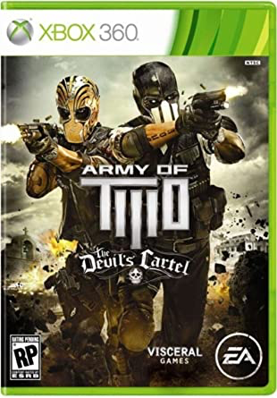 Army of Two - Xbox 360 - Complete