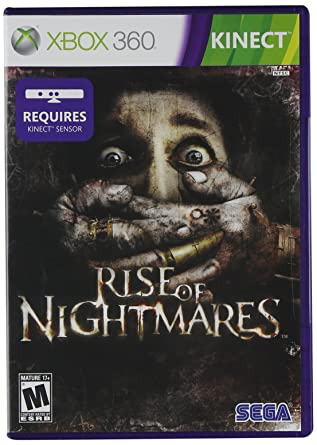 Rise of Nightmares - Xbox 360 - in Case