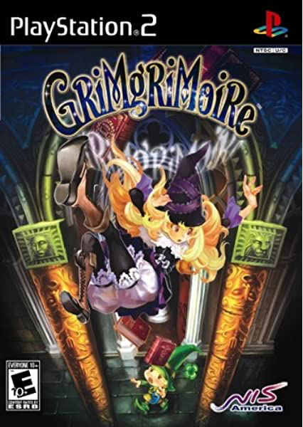 Grim Grimoire - Playstation 2 - Complete