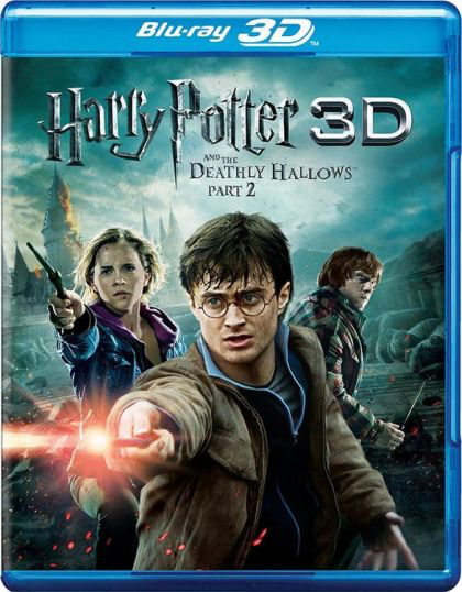 Harry Potter and the Deathly Hallows: Part 2 - Blu-Ray 3D