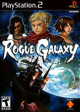 Rogue Galaxy - Playstation 2 - Complete