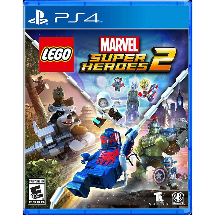 LEGO Marvel Super Heroes 2 - Playstation 4 - in Case