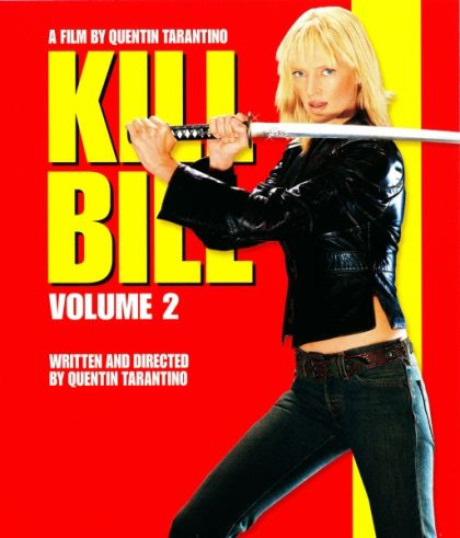 Kill Bill: Vol. 2 - Blu-Ray