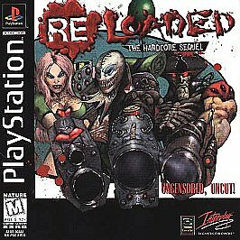 Re-Loaded - Playstation 1 - Loose