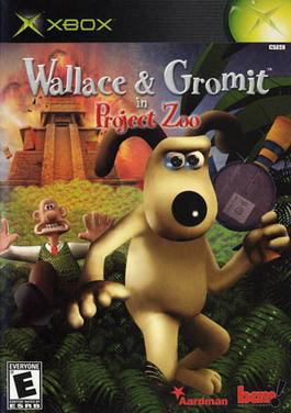 Wallace and Gromit in Project Zoo - Xbox - in Case