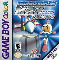 Bomberman Max Blue Champion - Game Boy Color - Loose