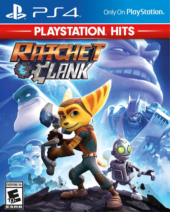 Ratchet and Clank - Playstation 4 - in Case