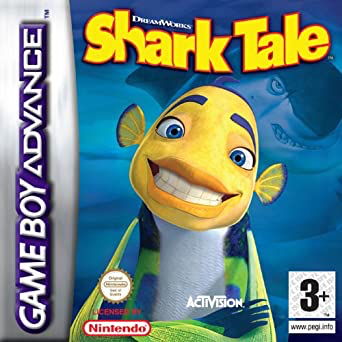 Shark Tale - Game Boy Advance - Loose