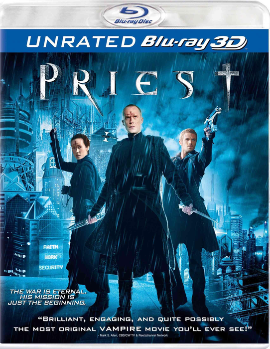 Priest - Blu-Ray
