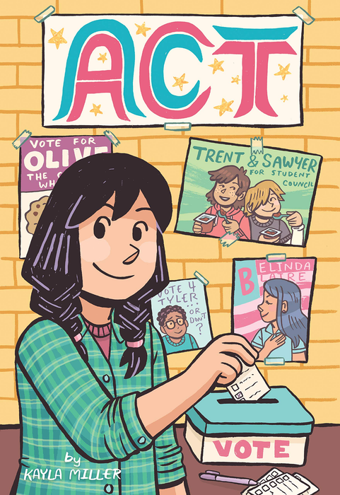 Act - A Graphic Novel