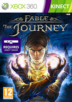 Kinect Fable - The Journey - Xbox 360 - in Case