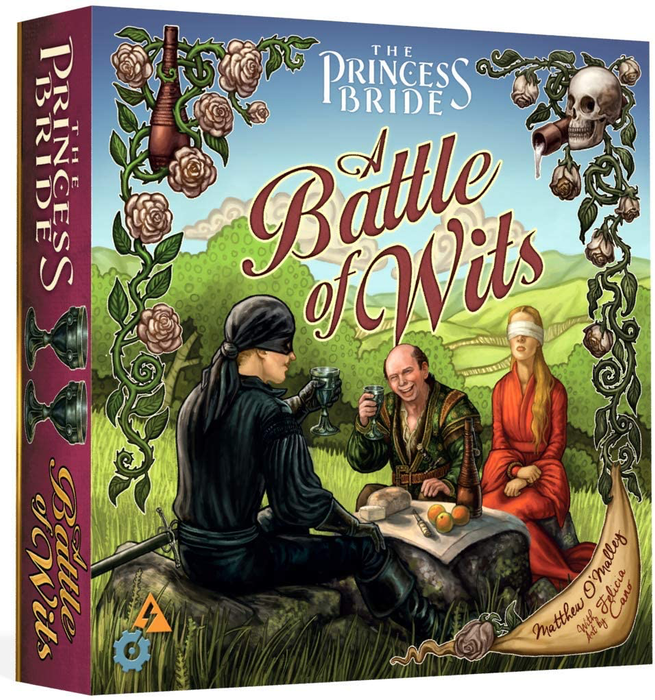 Princess Bride - Battle of Wits