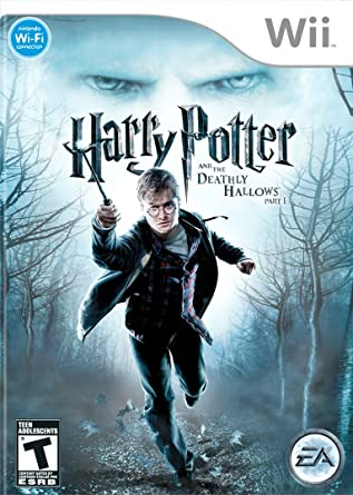 Harry Potter and the Deathly Hallows Part 1 - Wii - in Case