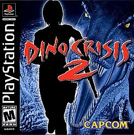 Dino Crisis 2 - Playstation 1 - Complete