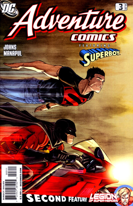 Adventure Comics, Vol. 3 - #3A (506)