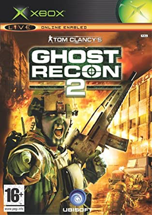 Tom Clancy's Ghost Recon 2 - Xbox - in Case