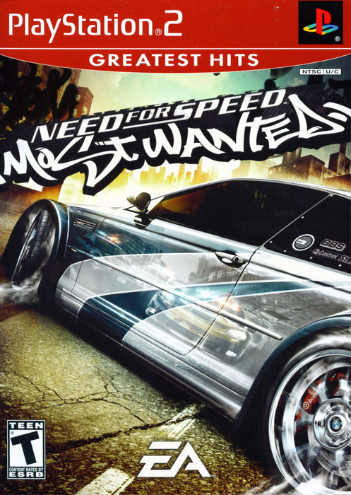 Need for Speed Most Wanted - Playstation 2 - Complete