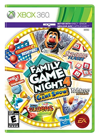 Family Game Night 4 - Xbox 360 - in Case