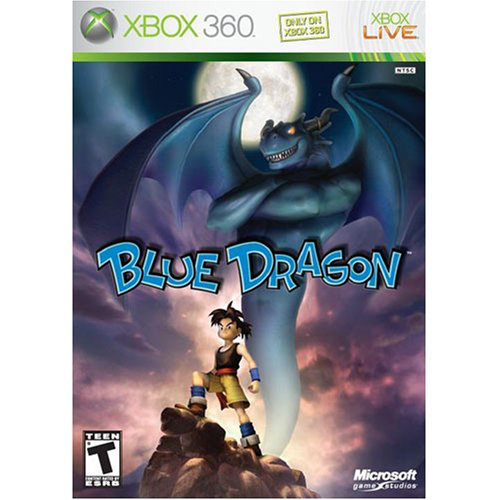 Blue Dragon - Xbox 360 - in Case