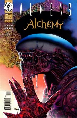 Aliens: Alchemy - #1