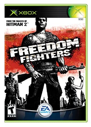 Freedom Fighters - Xbox - in Case