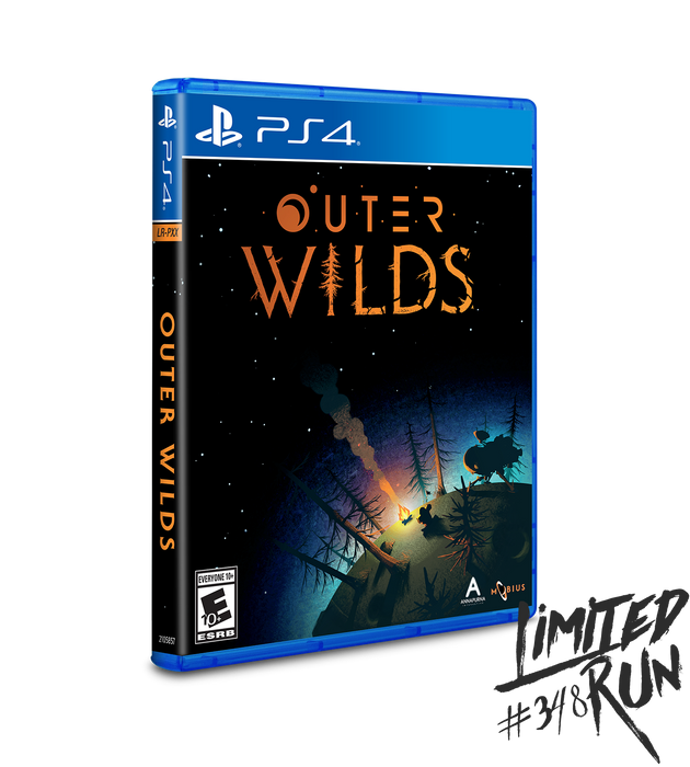 Outer Wilds - Limited Run #348 - Playstation 4 - Sealed