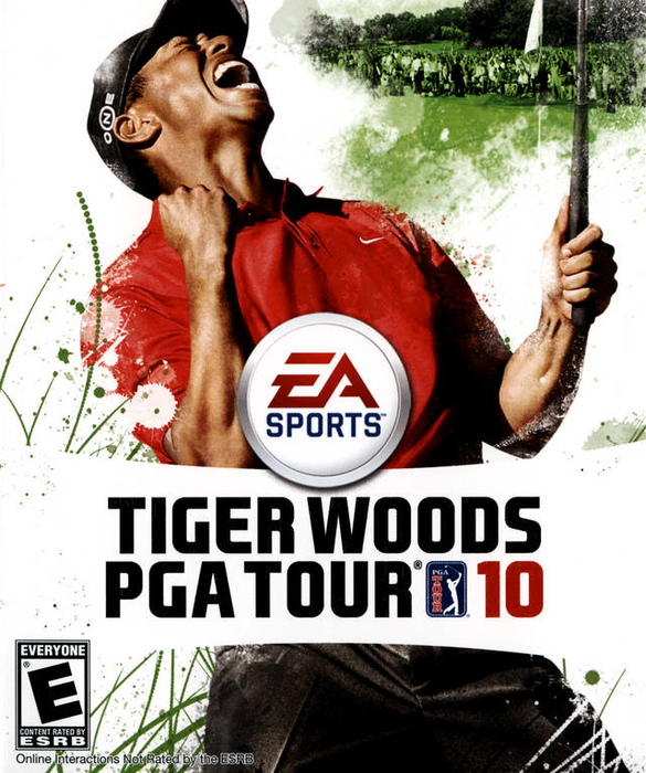 Tiger Woods PGA Tour 2010 - Playstation 3 - in Case