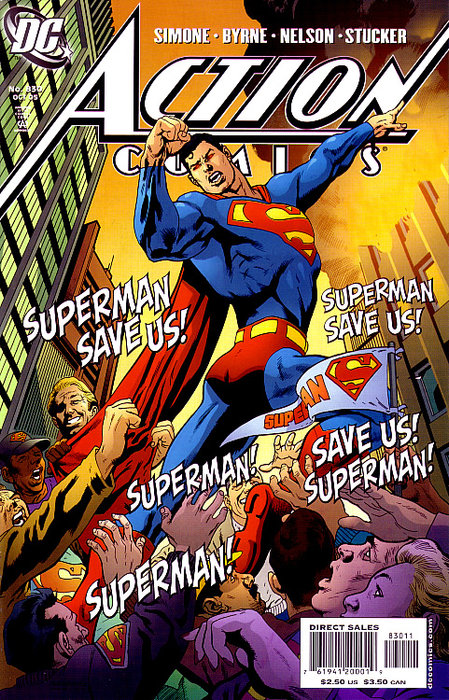 Action Comics, Vol. 1 - #830