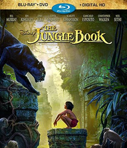 Jungle Book - Blu-Ray