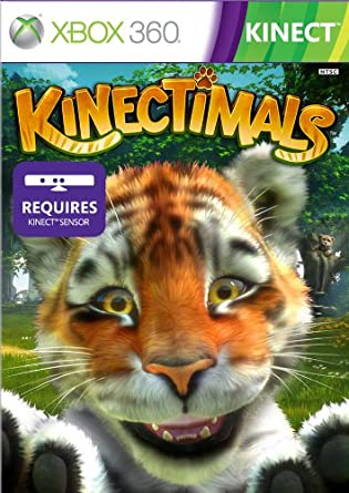 Kinectimals - Xbox 360 - in Case