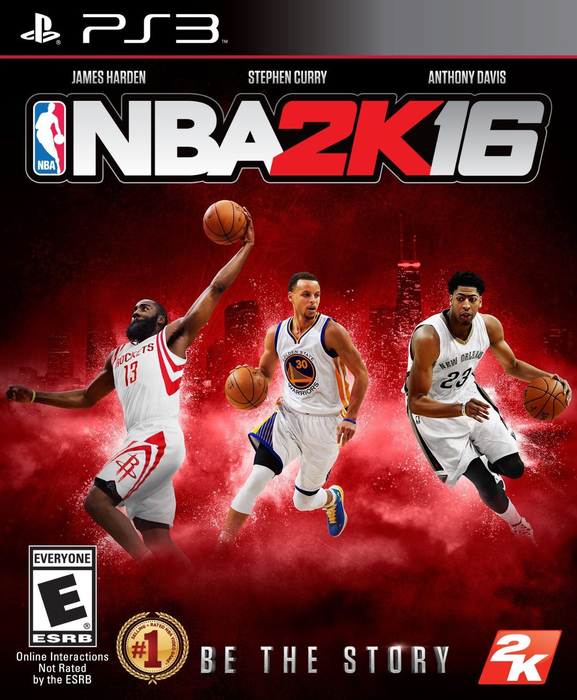 NBA 2K16 - Playstation 3 - in Case