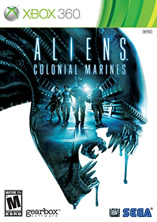 Aliens Colonial Marines - Xbox 360 - in Case