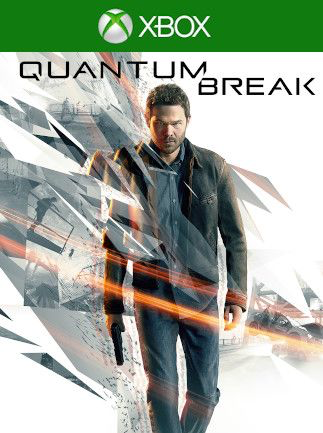 Quantum Break - Xbox One - in Case
