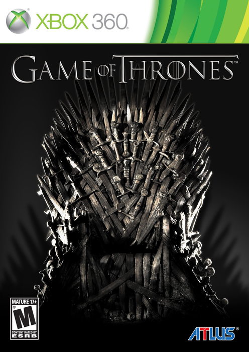 Game of Thrones - Xbox 360 - in Case
