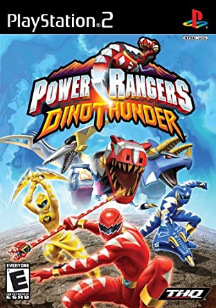Power Rangers - Dino Thunder - Playstation 2 - Complete