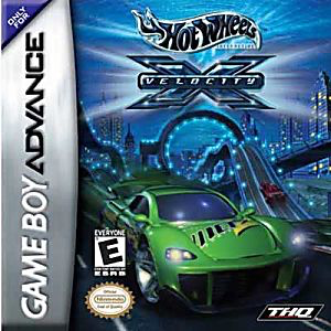 Hot Wheels - Velocity X - Game Boy Advance - Loose