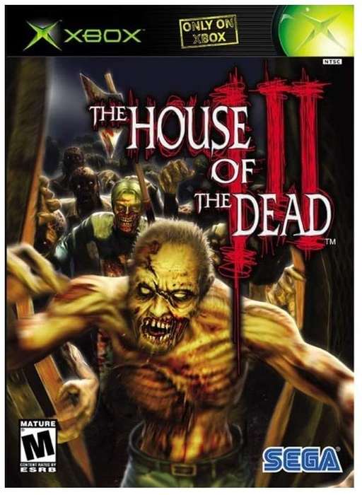House of the Dead III - Xbox - in Case