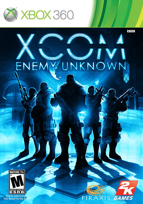 XCOM - Enemy Unknown - Xbox 360 - in Case