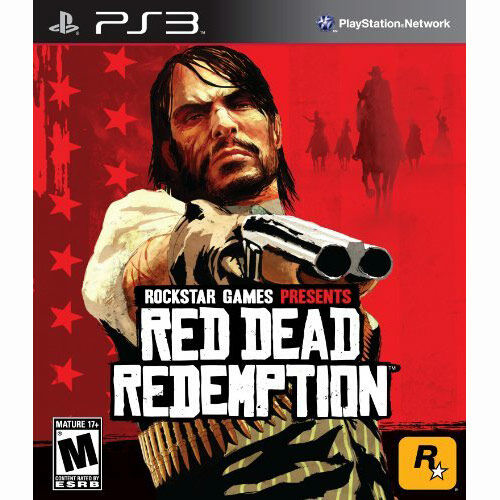 Red Dead Redemption - Playstation 3 - in Case