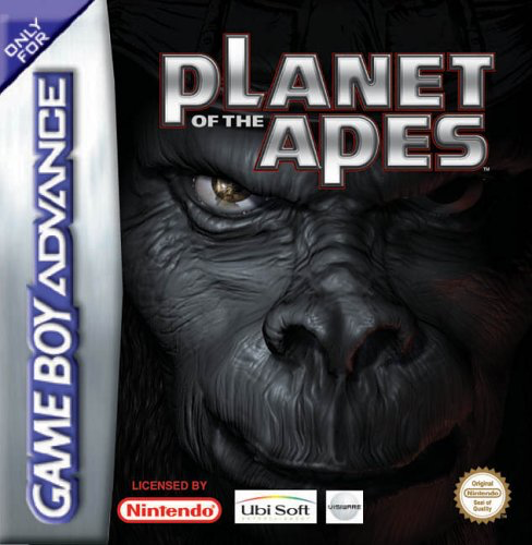 Planet of the Apes - Game Boy Advance - Loose