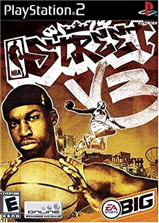 NBA Street Vol 3 - Playstation 2 - Complete