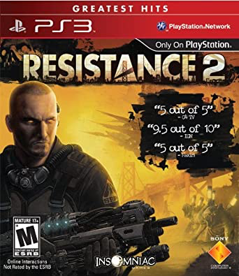 Resistance 2 - Playstation 3 - in Case