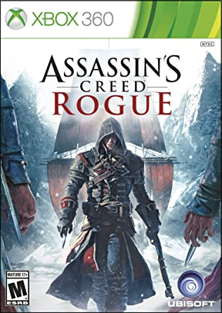 Assassin's Creed -Rogue - Xbox 360 - in Case